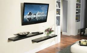 wall shelf ideas lovely wall mounted tv shelves ideas the ignite show