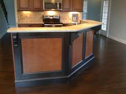 kitchen island panels kitchen island raised breakfast bar panel lawyer panels on
