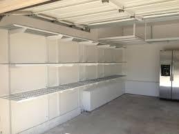 Metal Wall Shelving by Wall Shelves For Garage U2013 Appalachianstorm Com