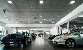 Garage Ceiling Lights Glamorous Garage Space Decorated With Drop Ceiling Tiles And Tiled