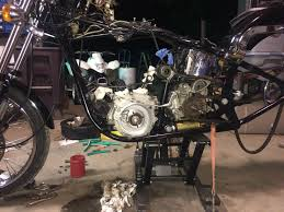 My First Harley Ended Up Being A 1985 Fxst Harley Davidson Forums