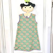 girls green dress girls dress girls summer dress girls