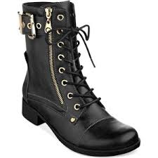 guess boots womens g by guess s berlyn combat booties s shoes polyvore