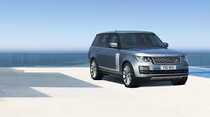 black land rover with black rims 2018 range rover a true design icon land rover usa