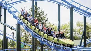 Six Flags In Kentucky Kentucky Kingdom To Debut New Thrill Ride Renovate Roller Coaster