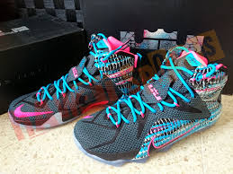 Jual Nike sepatu nike lebron 12