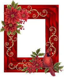 beautiful christmas border background 02 vector vector background