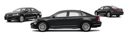 volkswagen passat 2017 black 2017 volkswagen passat 1 8t se 4dr sedan research groovecar