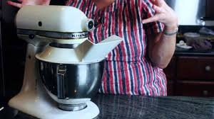 Purple Kitchenaid Mixer by Kitchenaid Attachments Pouring Shield Youtube