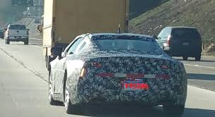 lexus lc f 2017 first spy photos of 2017 lexus lc 500 with michigan plates spied