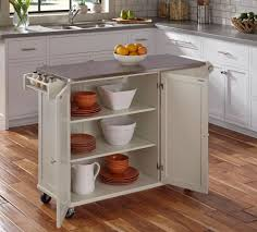 White Kitchen Island With Stainless Steel Top by 1698882450 Generic Kitchen Island Cart Rolling Cabinet Wood Top