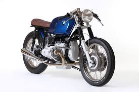 bmw motorcycle cafe racer little blue bmw r80rt cafe racer return of the cafe racers