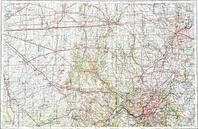 Dayton Map Download Topographic Map In Area Of Cincinnati Dayton Hamilton
