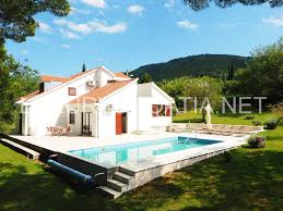 family house with pool for rent konavle luxury croatia