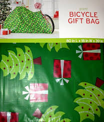 bike gift bag jumbo plastic gift sack set 80 x