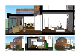 double storey house extension ideas house and home design
