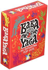 amazon com baba yaga an enchanting card game toys u0026 games