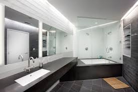Grey And White Bathroom Ideas by Download Gray And White Bathroom Monstermathclub Com
