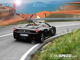 ferrari 458 black new ferrari 458 italia spider to get a retractable hardtop
