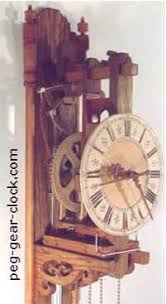Free Wooden Gear Clock Plans Pdf by Free Wood Clock Plans Woodworking Projects Plans For Beginners