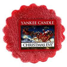 yankee candle wax tarts christmas eve amazon co uk kitchen u0026 home