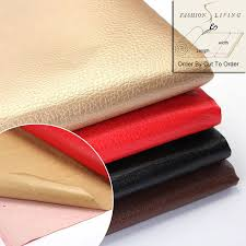 self adhesive leather 140cm wide self adhesive faux leather multi purpose lining fabric