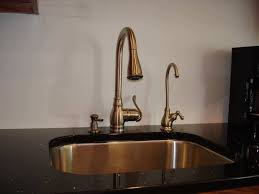 Air Gap Reverse Osmosis Faucet Brushed Nickel by Reverse Osmosis Kitchen Sink