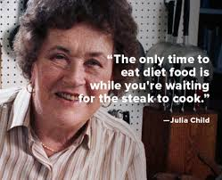 quote of the week julia child biography com