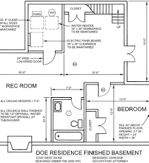 Finished Basement House Plans Rambler House Plans With Finished Basement By Eplans Rambler