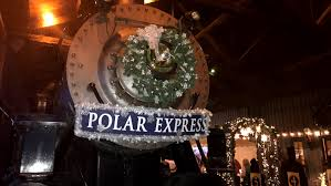 all aboard u0027 the polar express ride in old sacramento