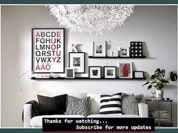 living room storage shelves living room floating shelves storage shelving picture ideas floating shelving ideas youtube