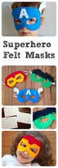 superhero mask pdf patterns now available felt mask pdf sewing