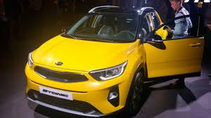 kia stonic so is the new small suv that will arrive in october to