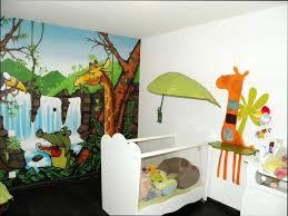 chambre de bébé jungle deco chambre bebe jungle radcor pro