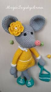 pattern mouse mice amigurumi mouse pattern crochet pattern