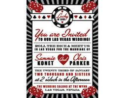 wedding invitations las vegas las vegas wedding invitations gangcraft net