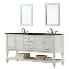 Mission Bathroom Vanity by Direct Vanity Sink Mission Turnleg 70 In Double Vanity In Pearl