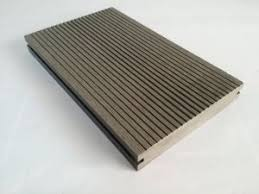 china 150 25mm solid wood plastic composite landscape decking