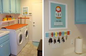 How To Decorate A Laundry Room by Laundry Room Cozy Diy Laundry Room Countertop Ideas Diy Laundry