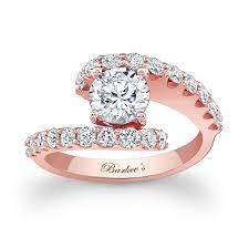 beautiful girl rings images Rose gold engagement ring 7737lpw jpg