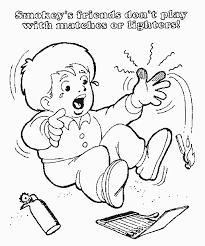 free safety coloring pages 100 images coloring pages safety