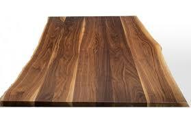 plateau de bureau bois plateaux de table et bureaux bois la fabrique à bois