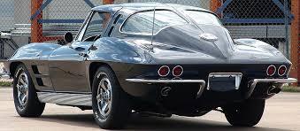 corvette stingray split window for sale 1963 corvette stingray splitwindow