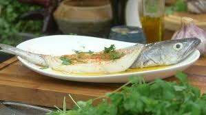 cuisiner le merluchon ma recette du merlu à l espagnole à la plancha laurent mariotte