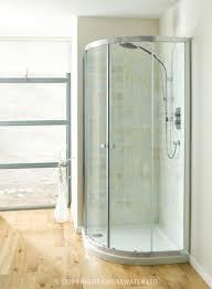 Infold Shower Door Simpsons Edge 760mm Pivot Infold Shower Door