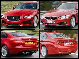 lexus is vs bmw 3 vs audi a4 jaguar xe