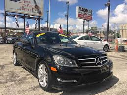 mercedes of miami 2014 mercedes c class c 250 sport in miami fl machado auto