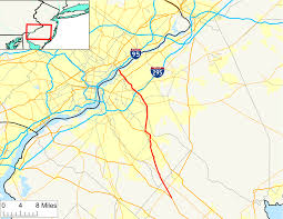 Jersey Shore Map New Jersey Route 73 Wikipedia