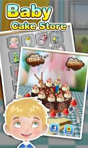 baby birthday cake baby birthday cake maker android apps on play