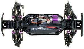 radio remote control hsp beetle monster truck car